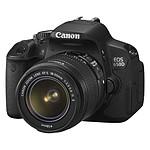 Canon EOS 650D + Objectif EF-S 18-55 IS II