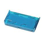 Hama Boîtier Cristal Bleu (Nintendo 3DS)