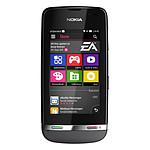Nokia Asha 311 Gris foncé