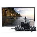 Samsung UE55ES6530 + Logitech Speaker System Z906