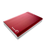Seagate Backup Plus 500 Go Rouge (USB 3.0)
