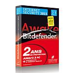 Bitdefender Internet Security 2013 - Mise à Jour - Licence 2 ans 3 postes