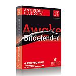 Bitdefender Antivirus Plus 2013 - Licence 1 an 1 poste