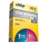 EBP La Suite de Gestion MAC 2013 + Services VIP