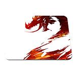 "SteelSeries QcK Edition Limitée (Guild Wars 2 ""Logo"")"