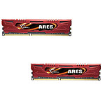G.Skill Ares Red Series 16 Go (2 x 8 Go) DDR3 1600 MHz CL9