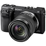 Sony NEX-7 + Objectif 18-55 mm