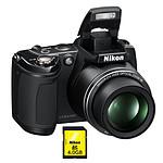 Nikon Coolpix L310 + Nikon SDHC 4 Go