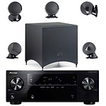 Pioneer VSX-422 + Cabasse Alcyone Pack 5.1
