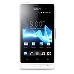 Sony Xperia go Blanc