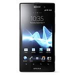 Sony Xperia ion Noir