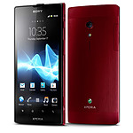 Sony Xperia ion Rouge