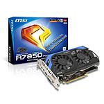 MSI R7850 Power Edition 2GD5/OC 2 GB