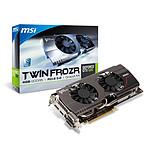 MSI N680GTX Twin Frozr 4GD5/OC GeForce GTX 680 4 Go