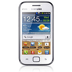 Samsung Galaxy Ace Duos GT-S6802 Chic White