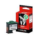 Lexmark cartouche n°17 (negro)