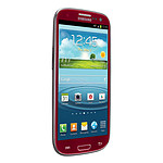 Samsung Galaxy SIII GT-i9300 Red Garnet 16 Go
