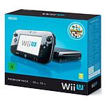 Nintendo Wii U 32 Go Premium Pack + Nintendo Land