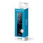 Nintendo Wii Remote Plus (coloris noir)