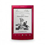 Sony Reader PRS-T2 Rouge