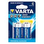 Varta High Energy LR14/C 2 piles