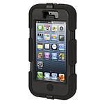Griffin Survivor Noir Apple iPhone 5