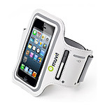Muvit ArmBand pour iPhone 5 Blanc