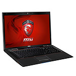 MSI GE70 0ND-482FR + SSD mSATA 128 Go offert*