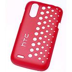 HTC Coque pour HTC Desire X Rouge