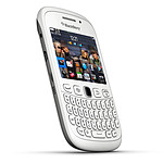 BlackBerry Curve 9320 AZERTY Blanc