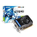 MSI N640GT-MD1GD3 1 GB
