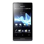 Sony Xperia miro Noir