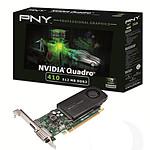PNY Quadro 410 512MB