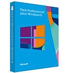 Microsoft Windows 8 Pack Professionnel - Mise à jour depuis Windows 8