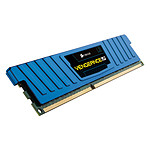 Corsair Vengeance Low Profile Series 8 Go DDR3 1600 MHz CL10 Bleu
