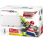 Nintendo 3DS XL Blanche + Mario Kart 7