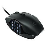 Logitech G600 MMO Gaming Mouse (Noir)