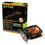 Zotac GeForce GTX 650 Ti 2 GB