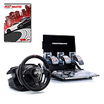 Thrustmaster T500 RS (PS3/PC) + Need for Speed Most Wanted (PC)