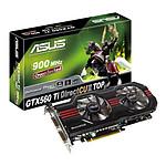 ASUS GeForce GTX 560 Ti ENGTX560 Ti DC2 TOP/2DI/2GD5