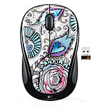 Logitech Wireless Mouse M325 (Floral Foray)