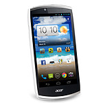 Acer Cloud Mobile S500 Pearl White