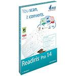 I.R.I.S. Readiris Pro 14 (français, WINDOWS)