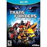 Transformers Prime (Wii U)