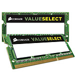 Corsair Value Select SO-DIMM 8 Go (2 x 4 Go) DDR3 1600 MHz CL11