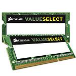 Corsair Value Select SO-DIMM 8 Go (2 x 4 Go) DDR3 1600 MHz CL11