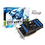 MSI N650TI-1GD5/OC G