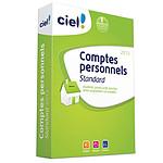 Ciel Comptes Personnels Standard 2013 (français, WINDOWS)