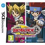 Beyblade Metal Fusion + Toupie (Nintendo DS)