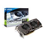 MSI N660Ti TF 3GD5/OC 3 GB